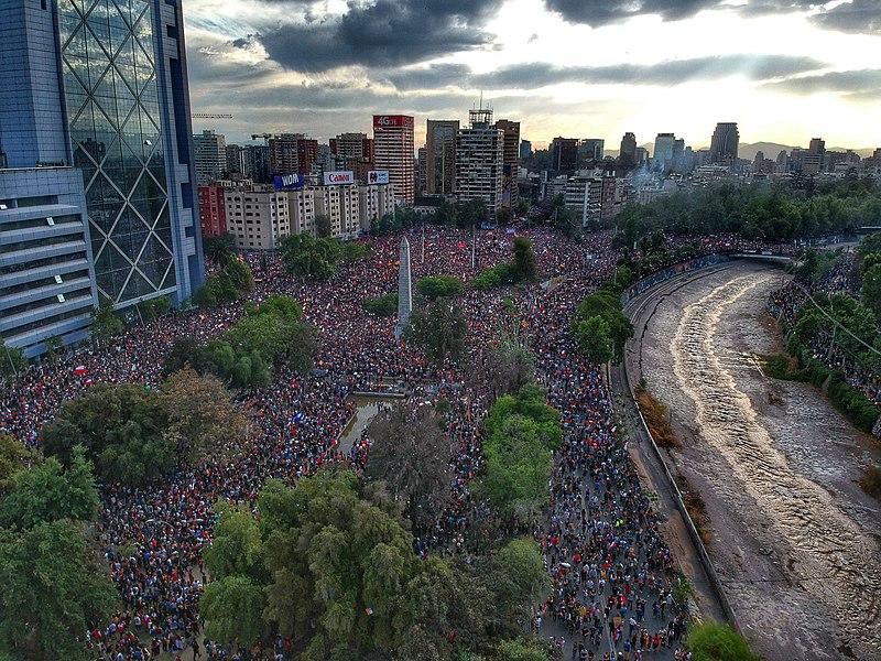 Protestas 2019 en Chile