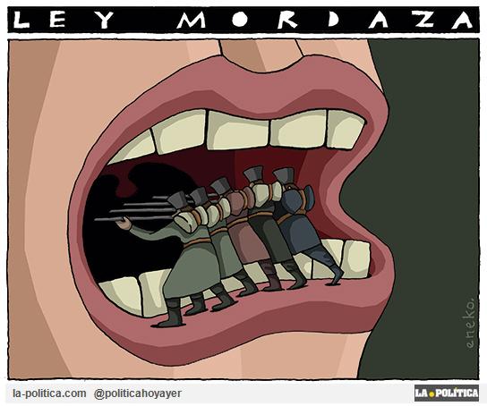 LEY MORADAZA (Viñeta de Eneko)