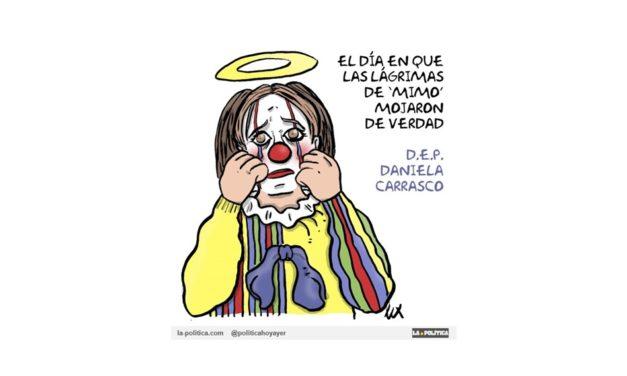 """La cara de las víctimas de la represión de las protestas de Chile, país donde debía haberse celebrado la Cumbre del Clima, tiene rostro de """"Mimo"""""""