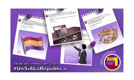 La selección de Miércoles Republicano #UnSíALaRepública 18 de diciembre de 2019