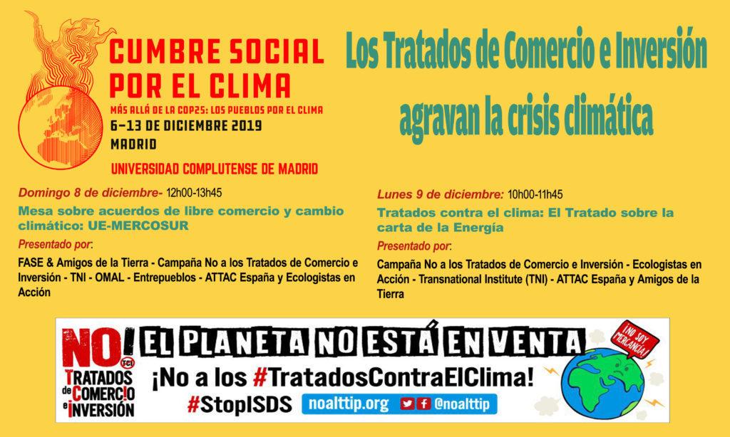Cumbre Social por el Clima