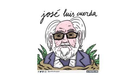 """José Luis Cuerda, el mago del """"subruralismo"""""""