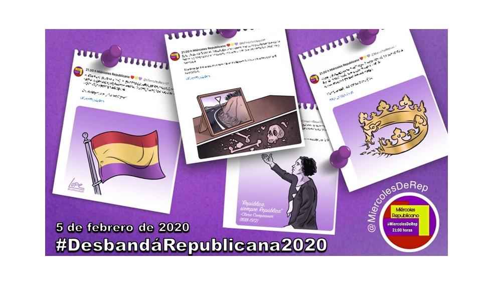 La selección de Miércoles Republicano #DesbandáRepublicana2020 del 5 de febrero de 2020