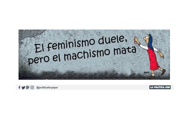 """Día Internacional de la Mujer: """"Soy de la generación de la igualdad"""""""