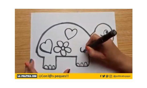 Aprendiendo a dibujar: una tortuga