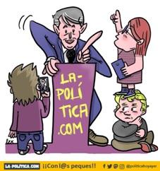 La-Política.com ¡¡Con l@s peques!!