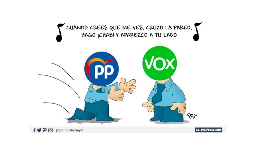 Pablo Casado: estrategia tan clara como torpe