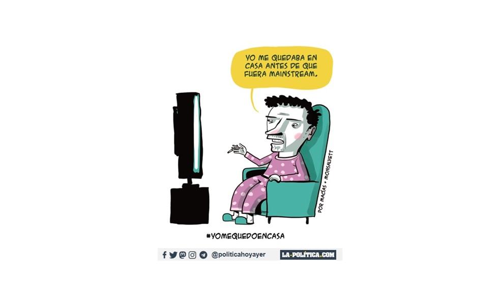 Mainstream #YoMeQuedoEnCasa
