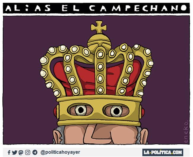 ALIAS EL CAMPECHANO (Viñeta de Eneko)