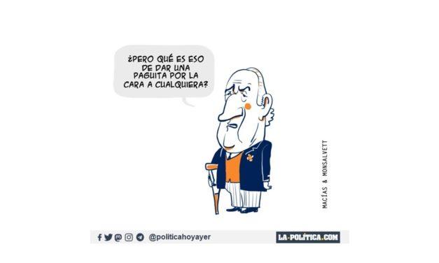 ERC quiere saber si el Gobierno de PedroSánchez tiene conocimiento de la investigación que está llevando a cabo la Fiscalía suiza sobre el rey Juan Carlos
