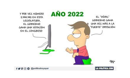 Pedro Sánchez y el eterno derrotado