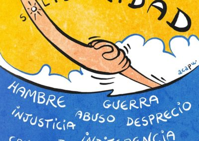 ACAPU 2 - REFUGIADOS - LA POLITICA