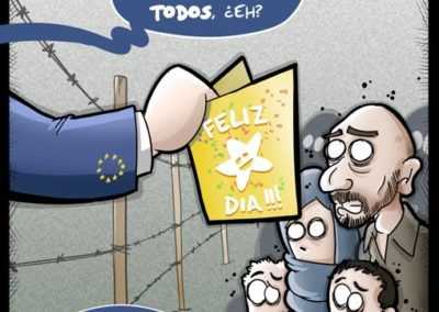 BEN 1 - REFUGIADOS - LA POLITICA