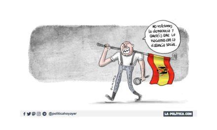"""The New York Times: """"La peor derecha española desde el retorno de la democracia, la más banal y peligrosa"""". Avisa: """"Es mejor prestar atención; a menudo consiguen más de lo que se espera"""""""