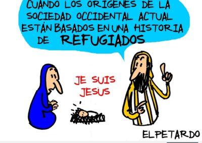 EL PETARDO 2- REFUGIADOS - LA POLITICA