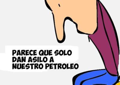 EL PETARDO 3 - REFUGIADOS - LA POLITICA