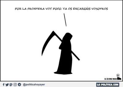 EL ULTIMO MONO 5 - REFUGIADOS - LA POLITICA