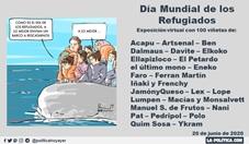 EXPOSICION VIRTUAL DE PERSONAS REFUGIADAS