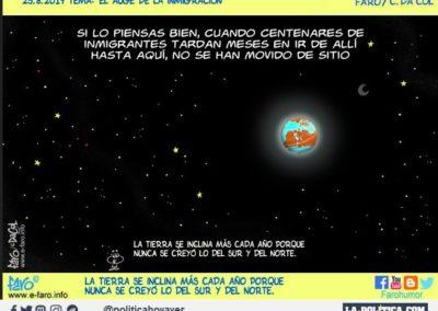 FARO 3 - REFUGIADOS - LA POLITICA