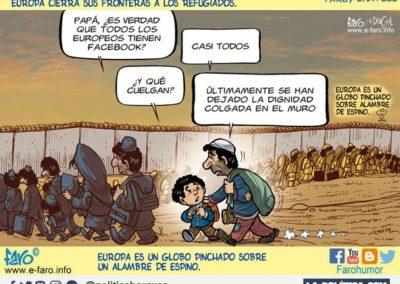 FARO 5 - REFUGIADOS - LA POLITICA