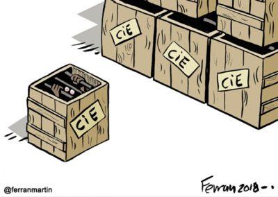 FERRAN MARTIN 2 - REFUGIADOS - LA POLITICA