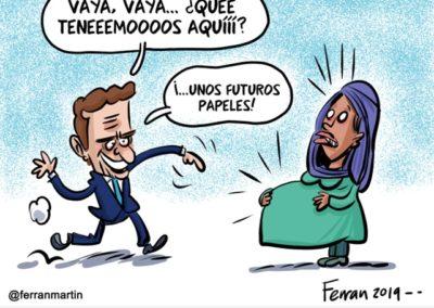 FERRAN MARTIN 4 - REFUGIADOS - LA POLITICA