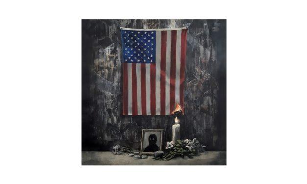 Banksy sorprende una vez más retratando en una obra maestra el problema del racismo y realiza un homenaje a George Floyd
