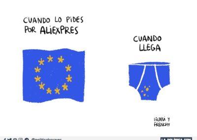 IÑAKI Y FRENCHY 2 - REFUGIADOS - REFUGIADOS - LA POLITICA