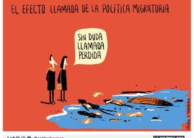 IÑAKI Y FRENCHY 4 - REFUGIADOS - LA POLITICA