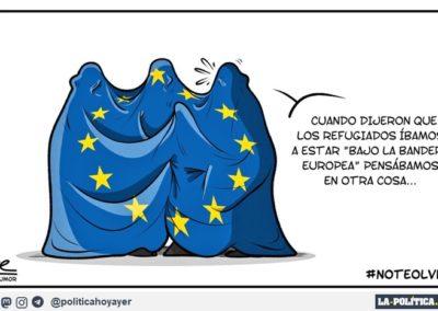 LOPE 1 - REFUGIADOS - REFUGIADOS - LA POLITICA