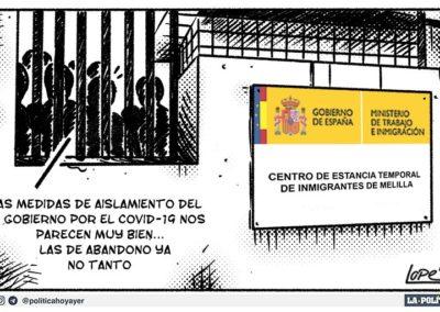 LOPE 2 - REFUGIADOS - LA POLITICA