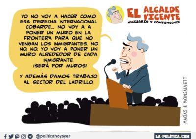 MACIAS Y MONSALVETT - REFUGIADOS - LA POLITICA