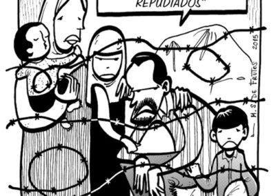 MANUEL S DE FRUTOS 1 - REFUGIADOS - LA POLITICA