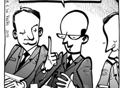 MANUEL S DE FRUTOS 2 - REFUGIADOS - LA POLITICA