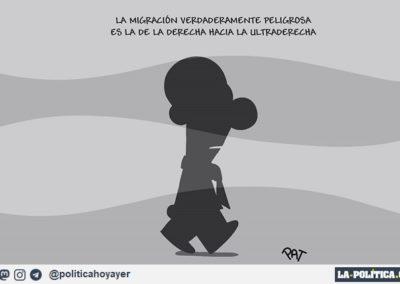 PAT 3 - REFUGIADOS - LA POLITICA