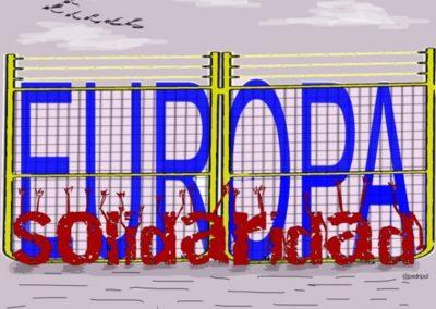 PEDRIPOL 1 - REFUGIADOS - LA POLITICA
