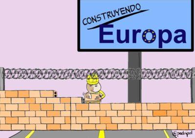 PEDRIPOL 10 - REFUGIADOS - LA POLITICA