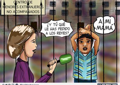 PEDRIPOL 3 - REFUGIADOS - LA POLITICA