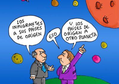 POLO 3 - REFUGIADOS - LA POLITICA