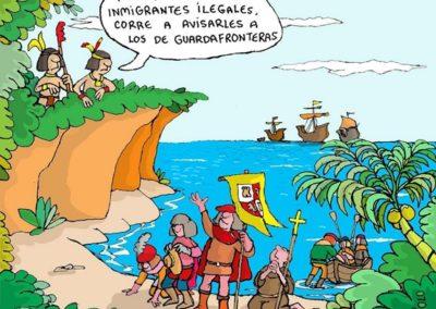 POLO 4 - REFUGIADOS - LA POLITICA