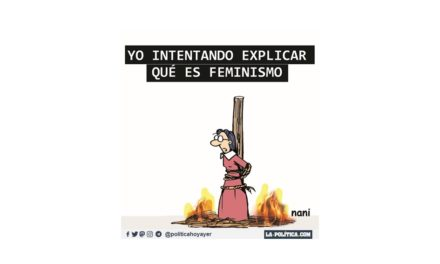 ¡Feminista! no es un insulto