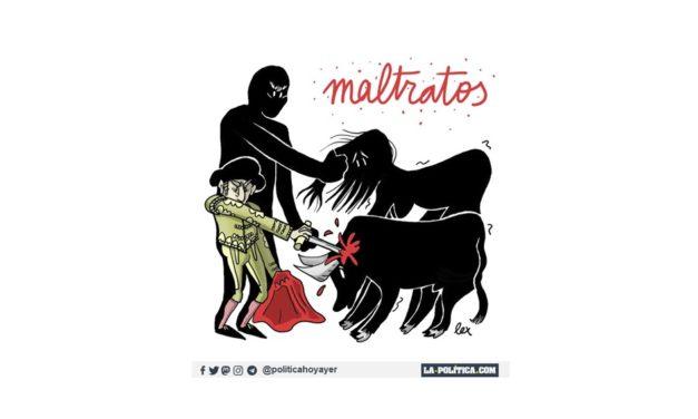 Totalitarismo, machismo y fascismo en la tortura de toros