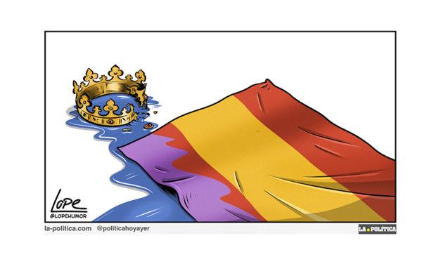 """La consulta estatal """"Monarquía o República"""" se celebrará en la primavera de 2021"""