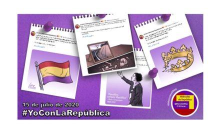 #YoConLaRepública. La selección de Miércoles de República de 15 de julio de 2020