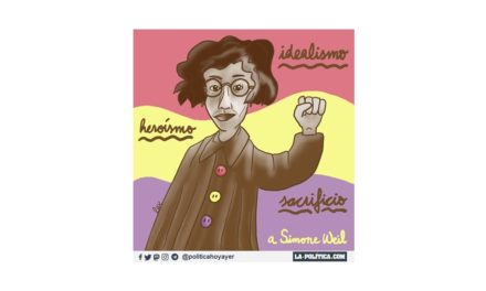 Simone Weil: La fuerte vulnerabilidad