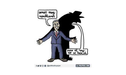 Políticos entre Jekyll y Hyde