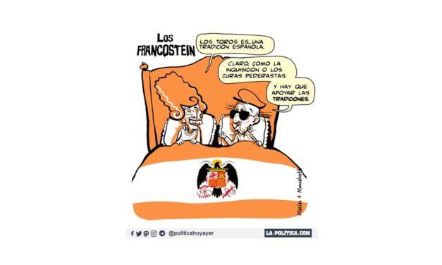 """Visten la """"Fiesta de los Toros"""" de tradición para perpetuar la barbarie"""