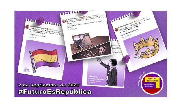 #FuturoEsRepública. La selección de Miércoles de República del 2 de septiembre de 2020