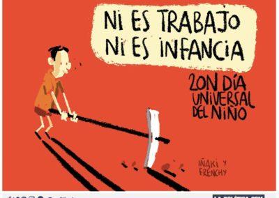 Iñaki y Frenchy - Día Universal del Niño