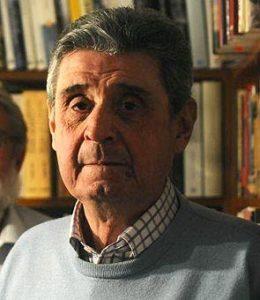 Rafael Tejero. Miembro de la UMD. Fundador de la Asociación Foro Milicia y Democracia. Militante del PSOE. Una persona valiente, de honor y gran corazón.